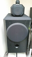Bowers & Wilkins B&W Matrix 801 S3, black, Referenz-Lautsprecher