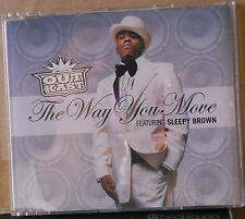 OUTKAST - THE WAY YOU MOVE featuring Sleepy Brown -Radio Mix - Instrum... PROMO