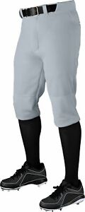 DeMarini Youth Veteran Knicker Baseball Pant
