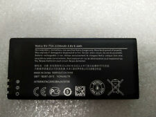 New Battery For Nokia Lumia 550 730 735 738 Superman RM1038 RM104 BV-T5A 2220mAh
