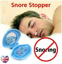 NHS ANTI SNORE SNORING NOSE CLIP DEVICE SLEEP AID STOP STOP MOUTH SNORING GUARD