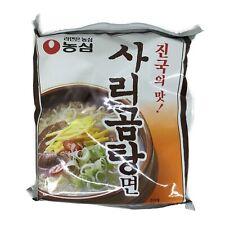 Nongshim Sarigomtangmyun Ramyun 110g 1Pcs Noodle Korean Instant Food