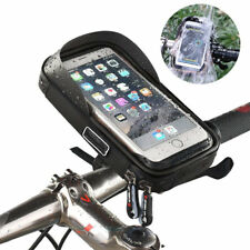 Clear+Tpu Sensitive Touch Screen Handlebar Sunshade Holder Bag For Cellphone Gps (Fits: Bear Tracker 250)