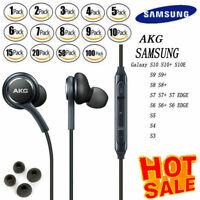 OEM Samsung S9 S8+ Note8 9 AKG Earphones Headphone Headset Ear Buds EO-IG955 Lot