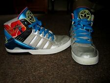 ADIDAS MENS ATHLETIC BASKETBALL SHOES SIZE 10.5