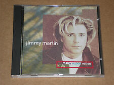 JIMMY MARTIN - KIDS OF THE ROCKIN' NATION - CD COME NUOVO (MINT)