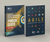 PMI PMBOK Guide 6th Edition 2018 + Agile Practice Guide - 🌟 PDF High Quality 🌟
