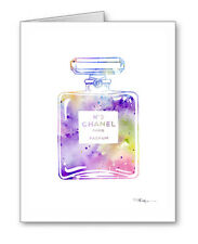 CHANEL NO. 5 Note Cards With Envelopes