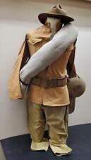 ORIGINAL Mexican Border Service / World War I Doughboy Uniform NY 12th Infantry