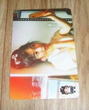 F(X) F X 2nd Album Pink Tape LuNa Photo Card Official K POP