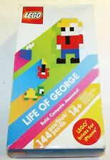 Lego Life of George (21200) 100% Complete With Box Instructions 2011