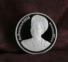 Queen Sirikit 72nd Birthday Thailand 20 Baht 2004 Proof World Coin Thai Rama IX