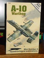 A-10 Warthog Mini in Action, A-10A Thunderbolt, Desert Storm