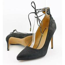 Stiletto 100% Leather Lace-up Heels for Women