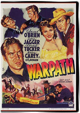 Warpath 1951 DVD - Edmond O'brien, Forrest Tucker, Dean Jagger