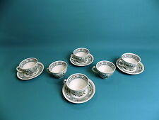 Wood & Sons Dorset 6 Cups & 4 Saucers