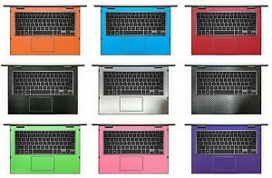 2-pack Palmrest Decal Sticker Protect for Dell Inspiron 13-5368 13-5378 13-5379