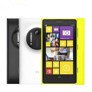 "New Original  Nokia Lumia 1020 -32GB  Unlocked WiFI 4.5"" Smartphone Sealed Box"