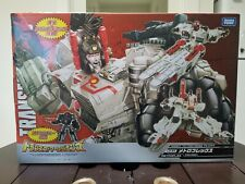 Transformers Legends Series LG-EX Metroplex Takara Japanese exclusive US SELLER
