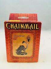 Chainmail Miniatures Games Abyssal Ravager Dungeons and Dragons