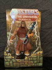 MOTUC, Masters of the Universe Classics, MOC, HE MAN DISGUISE PRETERNIA MATTEL