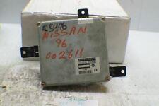 1996-1997 Nissan Pickup AT Engine Control Unit ECU MECMB120E2 Module 42 11C8