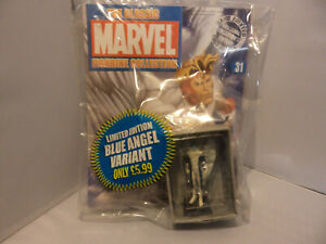 CLASSIC MARVEL FIGURINE COLLECTION SPECIAL ISSUE 31 BLUE ANGEL