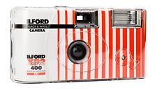 Ilford XP2 400-27 mit Blitz - Einwegkamera Schwarz Weiß / 27 Aufnahmen - Lomo