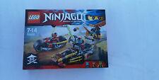 Lego 70600 Ninjago Inseguimento sulla Moto dei Ninja