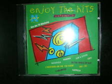 Enjoy the Hits Vol.2 ZYX 2 Unlimited 20 Fingers Erasure DJ Miko Pharao Whigfield