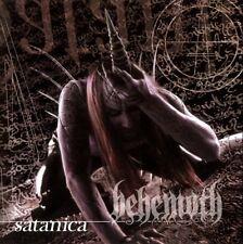 BEHEMOTH - Satanica LP - 180 Gram Import Vinyl - SEALED - Black Metal
