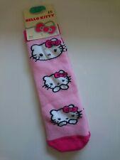 Bhs Hello Kitty Slipper Socks 9-12 Shoe Size