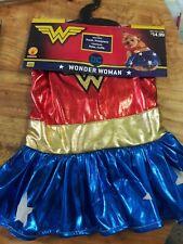 NEO Halloween Rubie's Costumes Wonder Woman Pet Costume For Dog Superhero Small