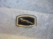 Custom Made Jaguar Boucle de ceinture