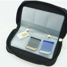 Holder Bags Carrying Pouch Case Memory Card Storage Box for CF/SD/SDHC/MS/DS