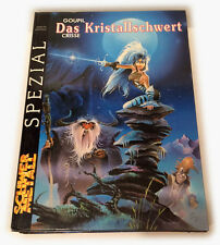 COMICPACK DAS KRISTALLSCHWERT 1-5 Alpha Verlag Schwer Metall Zustand 2
