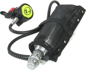 Zeagle Deploy Pony System Octo Redundant Air Scuba Diving E-Z Mount BCD 750-6206