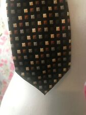 Kilburne and Finch tie 60� Mutli Color Square Print