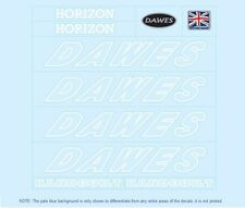 Dawes Bicycle Decals-Transfers-Stickers #4