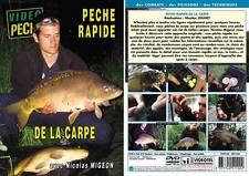 Peche rapide de la carpe avec Nicolas Migeon - Pêche de la carpe - Vidéo Pêche
