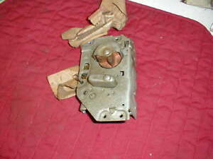 NOS MOPAR 1955 PLYMOUTH DODGE FRONT DOOR LOCK LATCH
