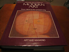 1980 Larousse Encyclopedia of Modern Art From 1800 to Present Day