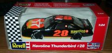DAVEY ALLISON #28 HAVOLINE TEXACO 19912 1/24 REVELL DIECAST CAR