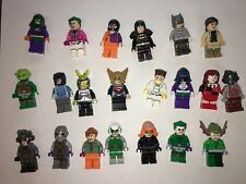Lego Minifigure Bulk Lot of 10 Random Mixed Super Hero Figures Free US Shipping