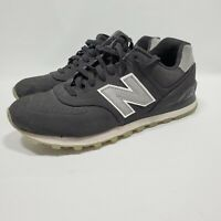 New Balance 574 Mens Running Shoes Sneakers Size 8.5. ML574SYC. Preowned
