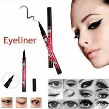 Black Waterproof Eyeliner Liquid Eye Liner-Pencil F4G Make Up Beauty Comestics