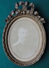 Rare Large Russian Imperial Antique Photo of Tsar Nicholas II Romanov