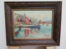 Quadri di marine dal XX secolo e oltre dipinti a olio