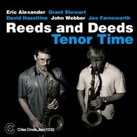 Reeds And Deeds - Tenor Time [CD]