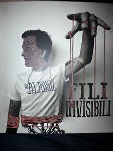 Dj Aladyn: Fili Invisibili CD (Rancore,Saturnino,Pino Scotto..)